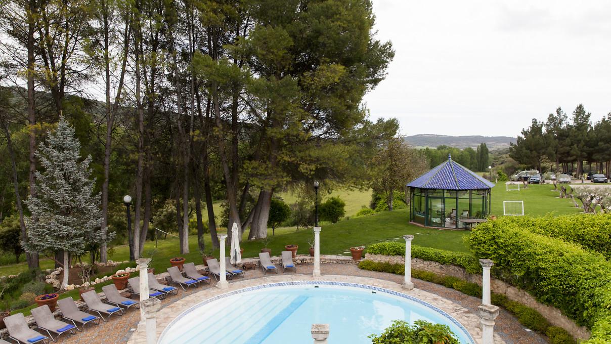 La Finca El Bosque Seminar Venue And Meeting Rooms At Pezuela De Las Torres Madrid Espagne