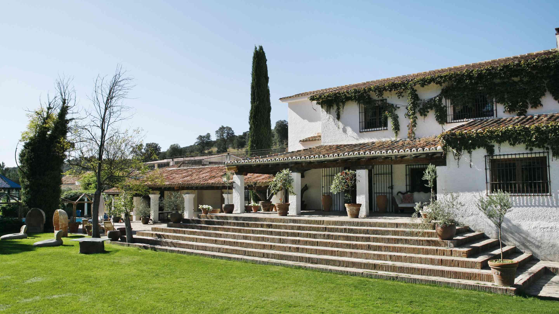 La Finca El Bosque : sede del seminario y salas de reuniones en PEZUELA DE  LAS TORRES - MADRID Espagne