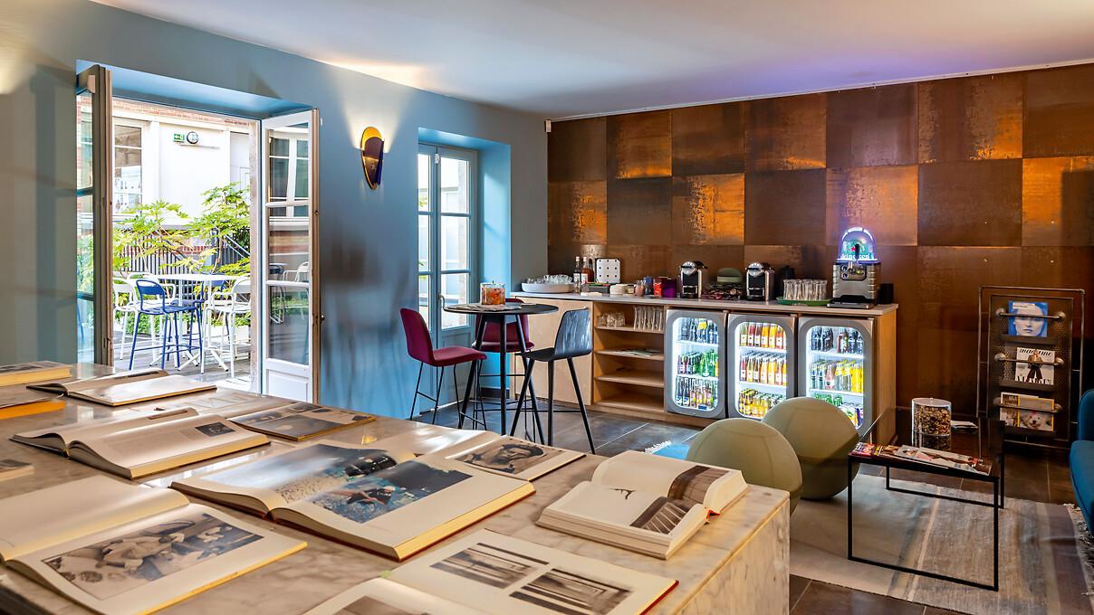 Spaces Rue De Londres liège saint-lazare : seminar venue and meeting rooms at