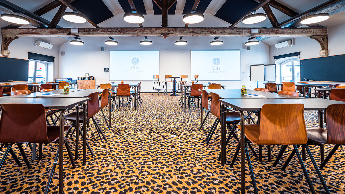La Manufacture Seminar Venue And Meeting Rooms At Issy Les Moulineaux France